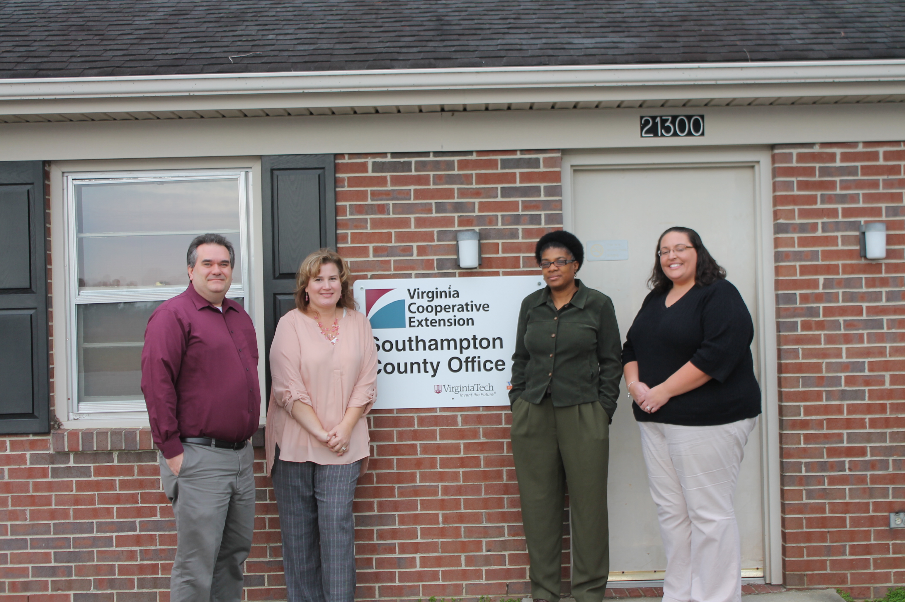 Southampton County Staff